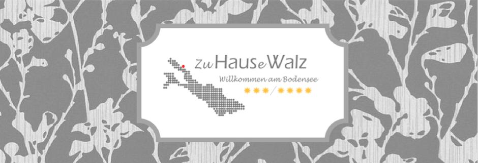 Wohnungen - zuHAUSe Walz - Ferienwohnung in Überlingen